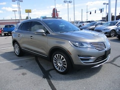 Certified Pre Owned 2017 Lincoln MKC Reserve SUV 2L Gasoline AWD for sale in Fort Wayne, IN
