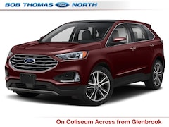 New 2020 Ford Edge Titanium SUV for sale in Fort Wayne, IN