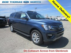 New 2020 Ford Expedition Max XLT SUV T00519 in Fort Wayne, IN