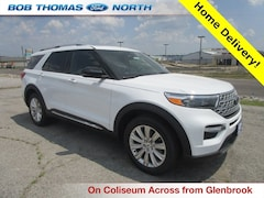 New 2020 Ford Explorer Limited SUV for sale in Fort Wayne, IN