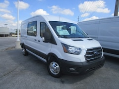 2020 Ford Transit-250 Crew Base Cargo Van 1FTBR2D87LKA01293 for sale in Indianapolis, IN