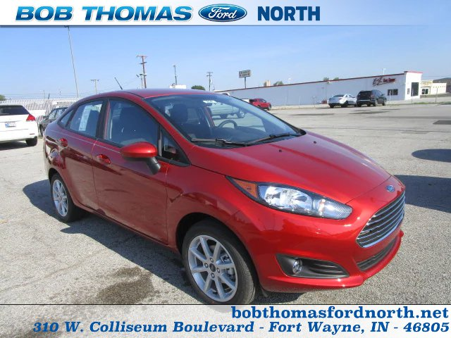 2018 Ford Fiesta SE Sedan for sale in Indianapolis