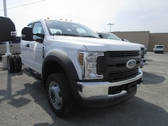 New 2019 Ford F-450 Chassis XL Cab/Chassis F31820 in Fort Wayne, IN