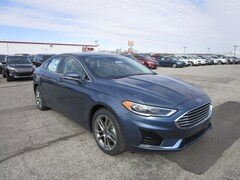 New 2019 Ford Fusion SEL Sedan for sale in Fort Wayne, IN