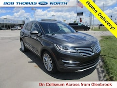 Certified Pre Owned 2017 Lincoln MKC Reserve SUV 2L Gasoline FWD for sale in Fort Wayne, IN