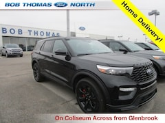 New 2020 Ford Explorer ST SUV for sale in Fort Wayne, IN