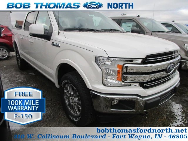 Ford Fort Wayne >> New Ford F 150 Inventory Fort Wayne In Bob Thomas Ford