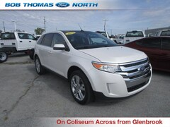 Used 2013 Ford Edge Limited SUV 3.5L Gasoline AWD 2FMDK4KC0DBA04978 for sale in Fort Wayne, IN
