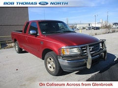Bargain Used 2000 Ford F-150 Truck 4.6L Gasoline RWD for Sale in Fort Wayne