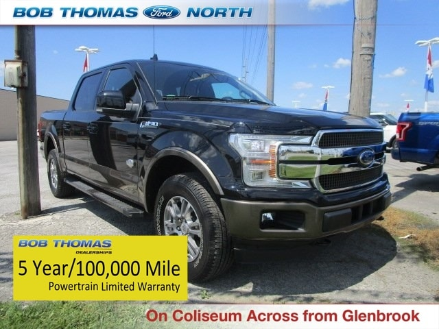 Bob Thomas Ford >> Used 2019 Ford F 150 For Sale Fort Wayne In Vin 1ftew1e4xkfa44335