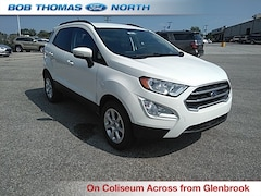 New 2019 Ford EcoSport SE SUV for sale in Fort Wayne, IN