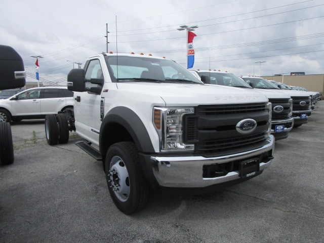 2019 Ford F-550 Chassis Cab/Chassis