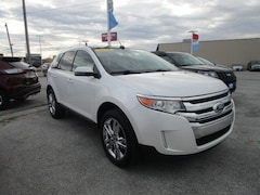Used 2014 Ford Edge Limited SUV 3.5L Gasoline AWD 2FMDK4KC8EBA16832 for sale in Fort Wayne, IN