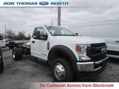 2020 Ford F-550 Chassis XL Cab/Chassis 1FDUF5HT5LDA02525 for sale in Indianapolis, IN