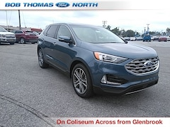 2019 Ford Edge Titanium SUV 2FMPK4K9XKBC26426 for sale in Indianapolis, IN