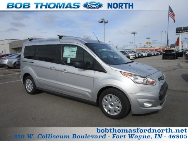 New 2017 Ford Transit Connect Wagon XLT Full-size Passenger Van for sale/lease Indianapolis, IN