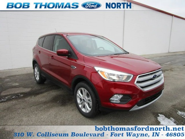 New 2019 Ford Escape SE Sport Utility For Sale/Lease Fort Wayne