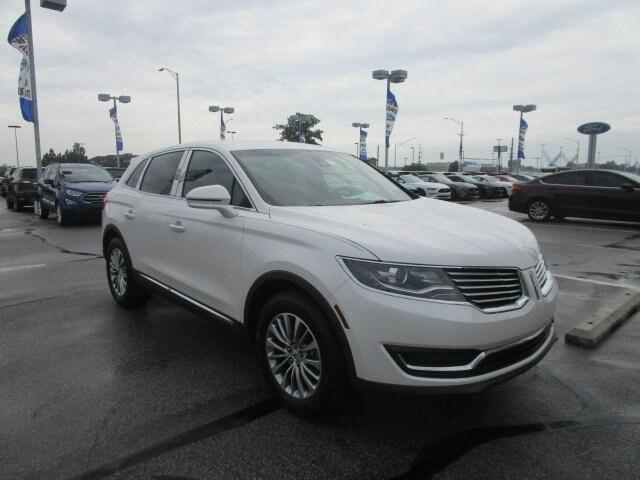 2018 Lincoln MKX Select SUV 3.7L Gasoline FWD