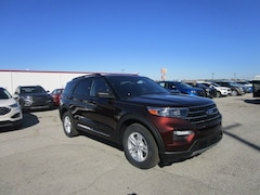 New 2020 Ford Explorer XLT SUV for sale in Fort Wayne, IN