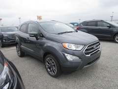 New 2019 Ford EcoSport for sale in Fort Wayne, IN