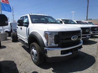 2019 Ford F-550 Chassis XL Cab/Chassis