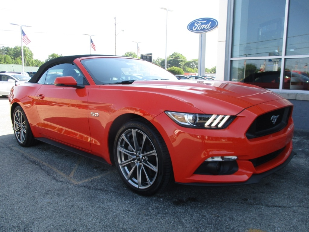 Used 2015 ford mustang for sale fort wayne in vin1fatp8ff7f5430323