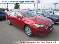 New 2020 Ford Fusion S Sedan for sale in Fort Wayne, IN