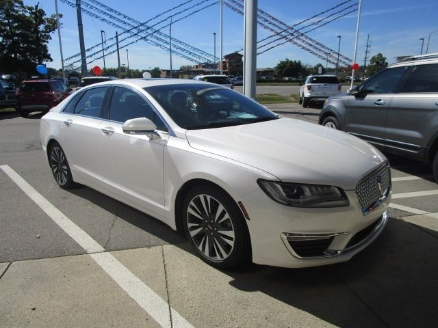 2018 Lincoln MKZ Reserve Sedan 3L Gasoline FWD