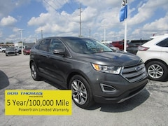 2016 Ford Edge Titanium SUV 2L Gasoline AWD 2FMPK4K93GBB72135 for sale in Fort Wayne, IN