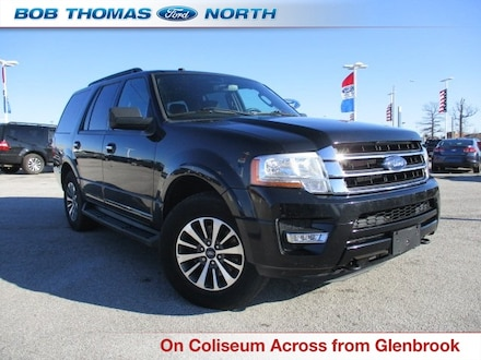 2016 Ford Expedition XLT SUV 3.5L Gasoline 4WD