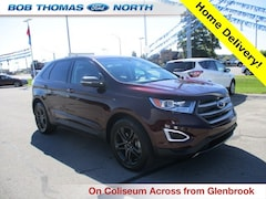 Used 2018 Ford Edge SEL SUV 3.5L Gasoline AWD 2FMPK4J80JBB24527 for sale in Fort Wayne, IN