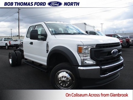 2021 Ford F-450 Chassis XL Truck for sale in Indianapolis