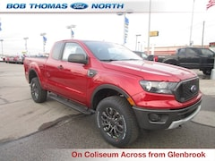 New 2020 Ford Ranger XLT Truck T00154 in Fort Wayne, IN