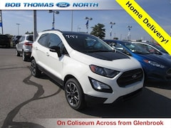 New 2019 Ford EcoSport SES SUV for sale in Fort Wayne, IN