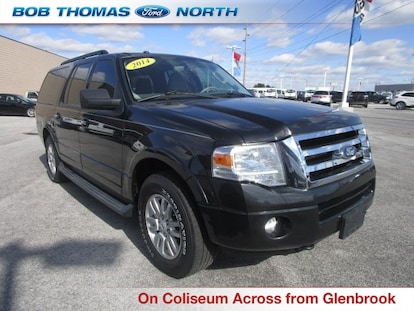 Ford Expedition For Sale >> Used 2014 Ford Expedition El For Sale Fort Wayne In Vin 1fmjk1j51eef63434