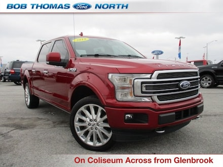 2019 Ford F-150 Limited Truck 3.5L Gasoline 4WD