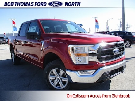2021 Ford F-150 XLT Truck for sale in Indianapolis