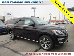 New 2020 Ford Expedition Max Limited SUV T00268 in Fort Wayne, IN