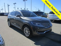 Certified Pre Owned 2017 Lincoln MKX Select SUV 3.7L Gasoline AWD for sale in Fort Wayne, IN