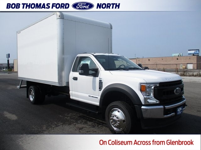 2020 Ford F-550 Chassis Truck