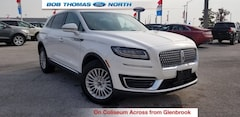Certified Pre Owned 2019 Lincoln Nautilus Standard SUV 2L Gasoline AWD for sale in Fort Wayne, IN