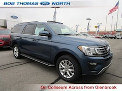 New 2020 Ford Expedition Max XLT SUV T00253 in Fort Wayne, IN