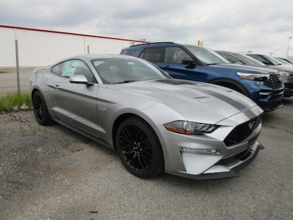 Mustang Gt Lease >> New 2020 Ford Mustang For Sale Lease Fort Wayne In Vin