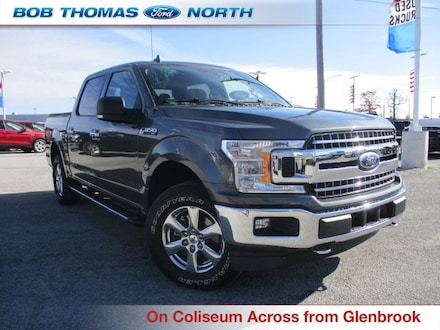 2018 Ford F-150 XLT Truck 2.7L Gasoline 4WD
