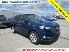 New 2020 Ford Edge SEL SUV for sale in Fort Wayne, IN