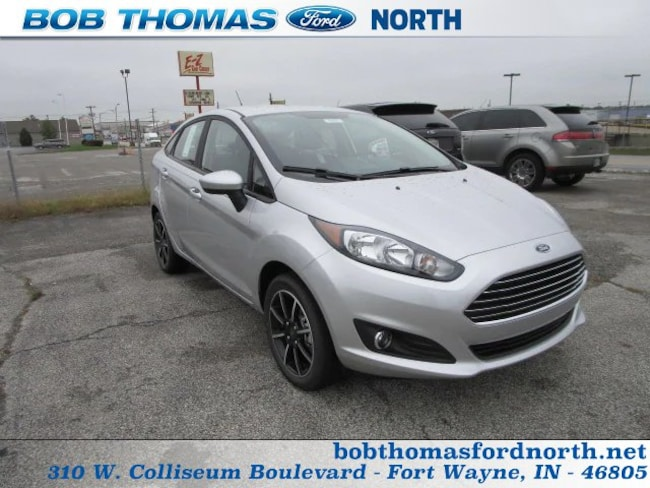 New 2018 Ford Fiesta SE Car For Sale/Lease Fort Wayne