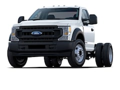 New 2020 Ford F-550 Chassis XL Truck F32030 in Fort Wayne, IN