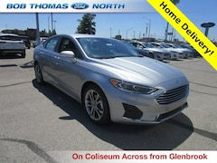 New 2020 Ford Fusion SEL Sedan for sale in Fort Wayne, IN