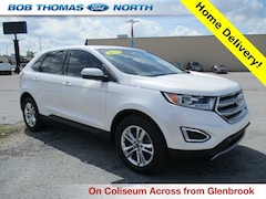 Used 2017 Ford Edge SEL SUV 2L Gasoline AWD 2FMPK4J92HBB78981 for sale in Fort Wayne, IN