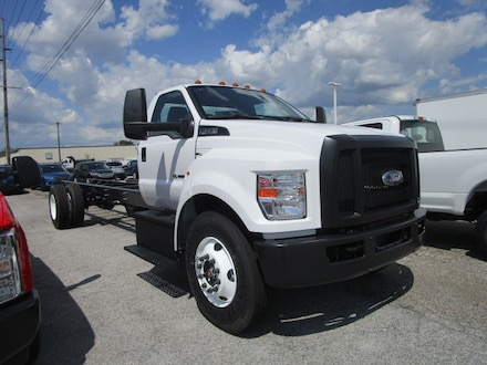 2019 Ford F-650 Diesel Base Truck for sale in Indianapolis
